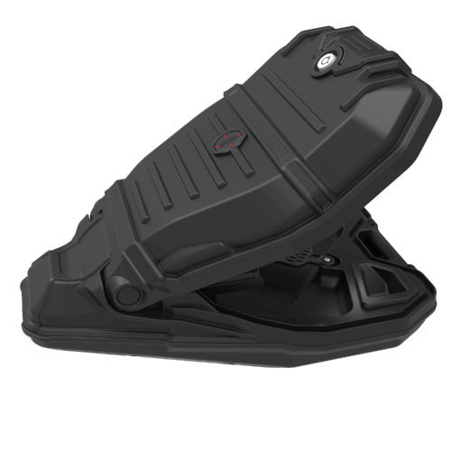 P17 Waterproof Gun Holster Right